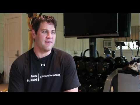 Lance Berkman MLB Offseason Training/Testimonial | BenFairchild.com