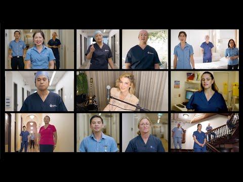 Delta Goodrem & The St Vincent's Nurses - Together We Are One