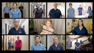 Delta Goodrem & The St Vincent's Nurses - Together We Are One