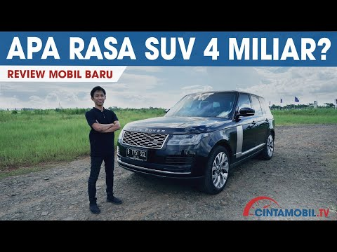 Range Rover Vogue 2019 Indonesia | SUV Mewah Mahir Off Road | Cintamobil TV