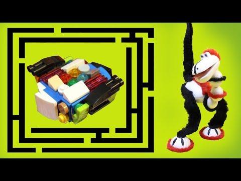 видео: СОБИРАЕМ ЛЕГО БЕЙБЛЭЙД В ЛАБИРИНТЕ! Мультики с игрушками. Новые мультфильмы для детей 2018