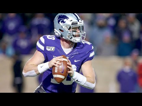 Iowa_State At Kansas State Football Highlights