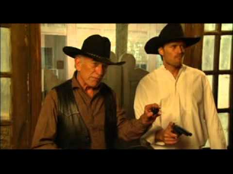 James Drury The Virginian Singing in 'Hell to Pay' 2005 Movie