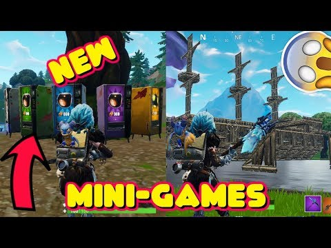 HOW TO PLAY PLAYGROUND MINI-GAME CHALLENGES IN FORTNITE