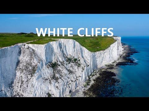 The White Cliffs Of Dover English Landscape 4K