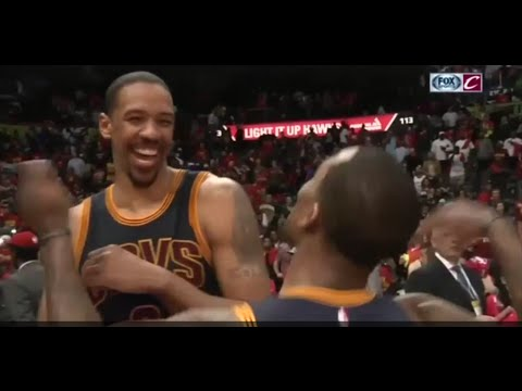 J.R. Smith, Channing Frye hyped after Cavs Game 3 win over Hawks