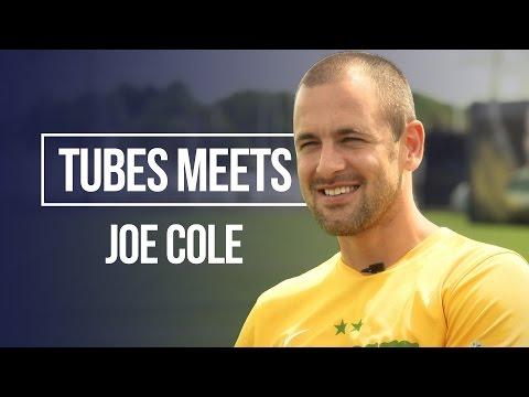 Playing alongside Freddy Adu! | Tubes Meets Joe Cole