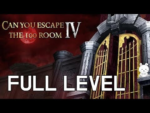 Can You Escape The 100 Room 4 Full Level Walkthrough (100 Room IV)