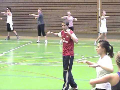 Cours de Boxe-Condition Physique, Sports Universitaires de Genève
