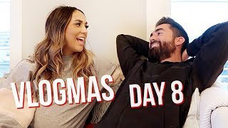 OUR ACTUAL NIGHT ROUTINE | ALEX AND MICHAEL VLOGMAS