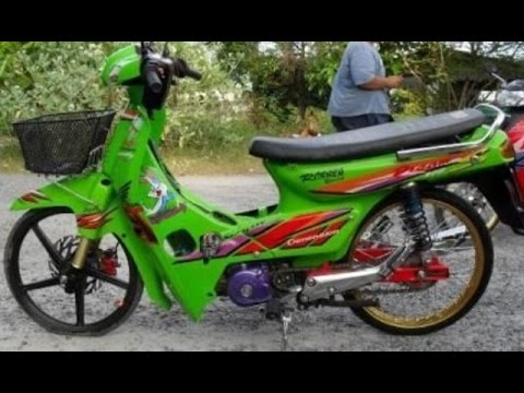Top modifikasi motor grand