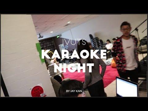 Karaoke Night 2018   iVUTS
