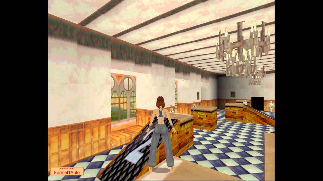 Tomb Raider 1 Laras Home House Full Hd Youtube