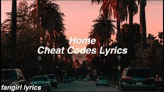 Cheatcodes Home