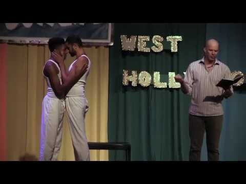 """""""The House on Kings Road"""" performance of poem by Paul Monette"""