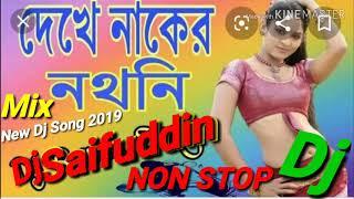 Gambar cover Non Stop New DJ song 2019 Nonstop Super DJ song 2019 DJ Saifuddin top DJ song