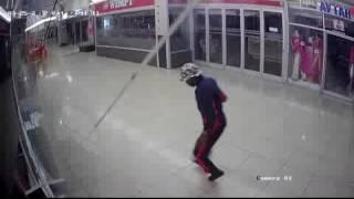 Robbery at Mayuri