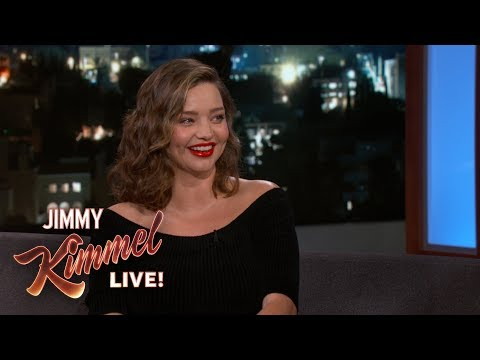 Miranda Kerr on Having a Baby with Snapchat's Evan Spiegel