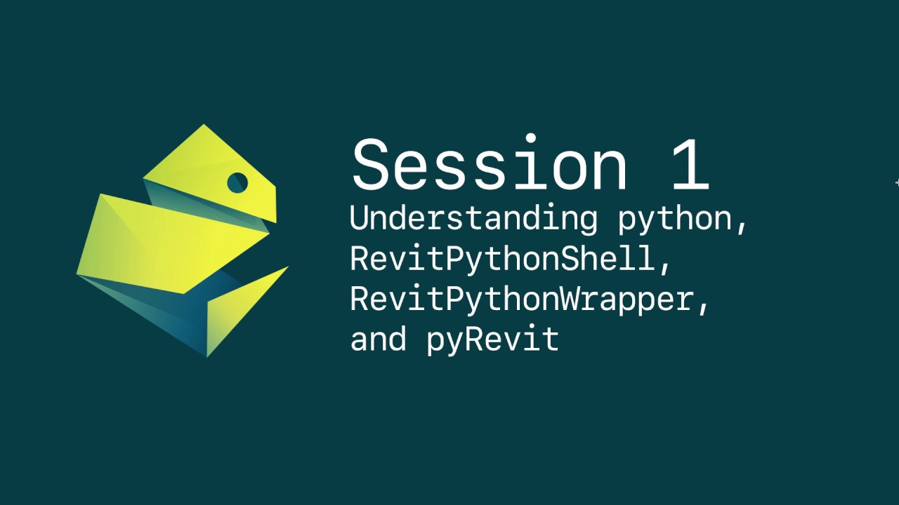 Python for Revit: python, RPS, RPW, and pyRevit