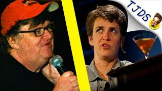 Michael Moore Blasts MSNBC For RussiaGate Coverage
