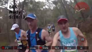 6ft Track Marathon 2018 - On the Run