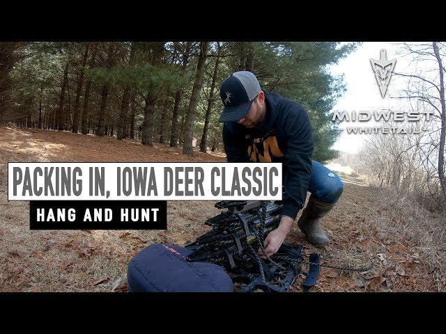 How To Pack In, Iowa Deer Classic   Midwest Whitetail