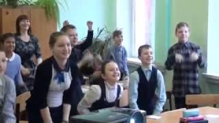 """Школа 2100. Занятие  """"Один день в английской школе"""" 21.03.2017"""