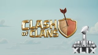 Official Clash of Clans Revenge (by Supercell) (Super Bowl XLIX Commercial) (iOS / Android) Trailer