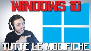 [Guide] Velocizzare Windows 10 - TUTTE LE MODIFICHE