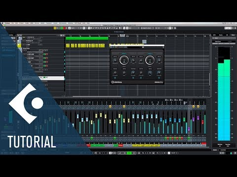 Stereo Delay | Effects and Plug-ins Included in Cubase