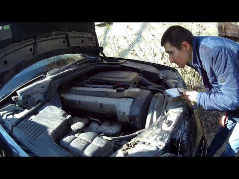 Покупаю КАБАНА ? Mercedes W140 . Осмотр , двигатель m104 3.2 1992 г.в.