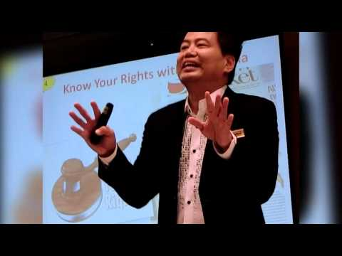 Public Relations 24/7 Talk at SCCCI Annual Conference 2015