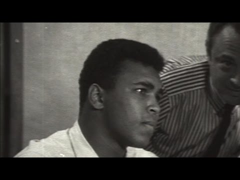 Muhammad Ali: Behind the star athlete who marked a new era in political activism