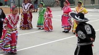Ballet Folklorico Tapatio de Oceanside- Jarabe Tapatio Ninos