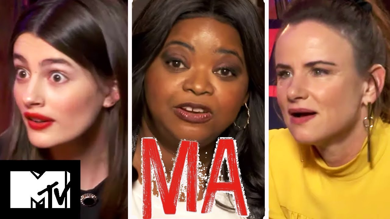 Ma Cast Play Guess The Famous Ma & Reveal Kissing Scenes Secrets | MTV Movies