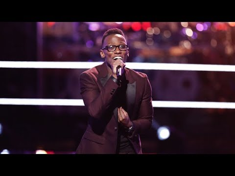 "The Voice BATTLE - Brian Nhira: ""Sugar"" - Maroon 5"
