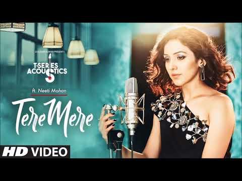 Tere Mere Ringtone | T-Series Acoustics Female Version | Neeti Mohan | Latest 2018 Hindi Ringtone