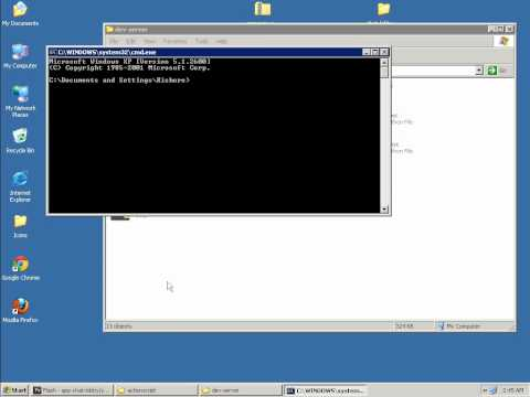 Chat Lobby - Actionscript