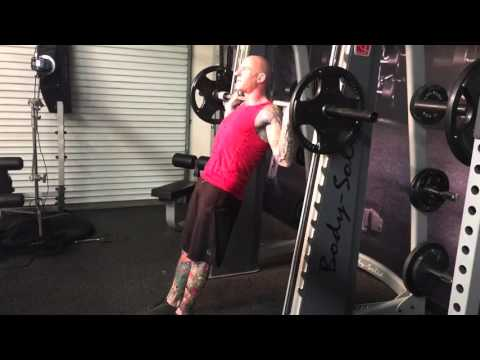 Benefits vs Negatives of Squats On The Smith Machine