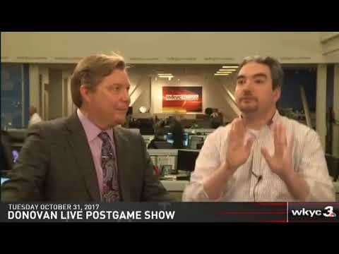 Donovan Live Postgame Show: Discussing the Browns organizational dysfunction