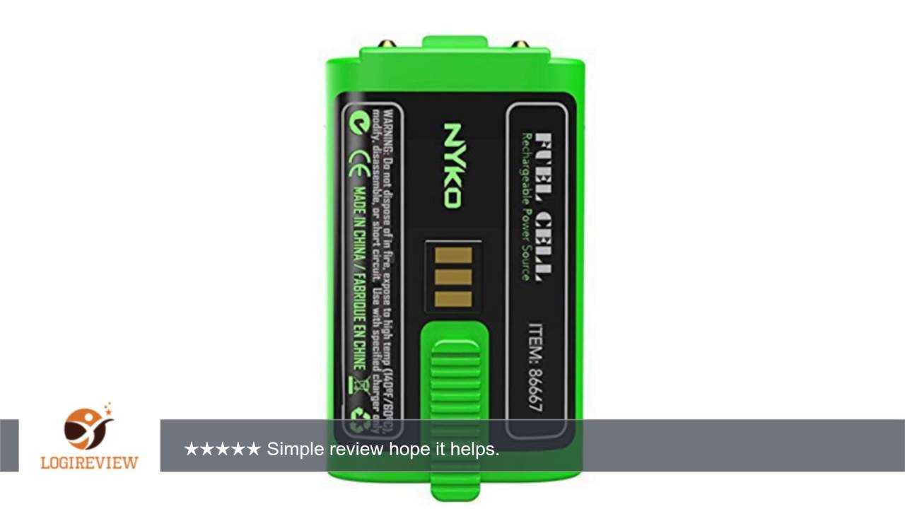 Nyko Modular Power Station Xbox One Review Test Youtube Fuelcell Battery Tester Schematic