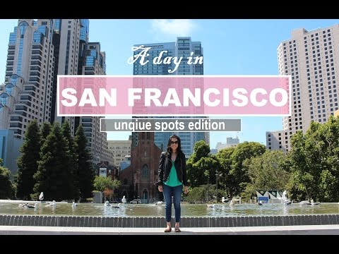 Travel Guide: San Francisco, California - Not Your Typical Tourist Places | heyamadea