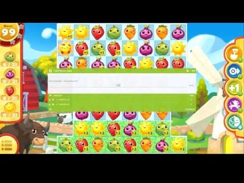 Farm Heroes Saga v.2.26.9 Android Game Hack Only Root