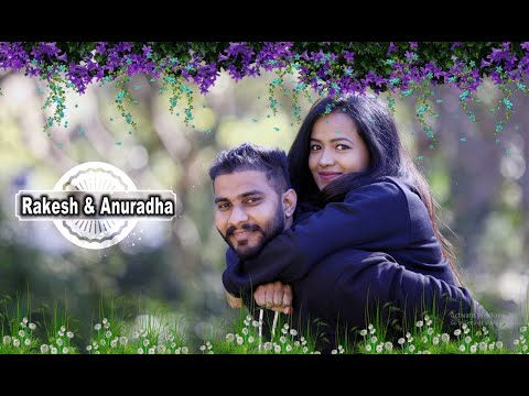 Prewedding Of Rakesh And Anuradha L Rana Digital Studio L #anukesh
