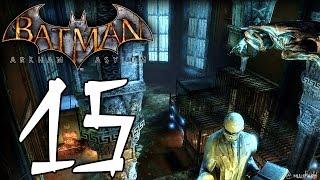 Lets Play Batman Arkham Asylum PART 15 - Below the belt