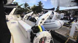 Inside Charter Yacht Grand Crew - Sailing Catamaran Grand Crew - Sailing BVI