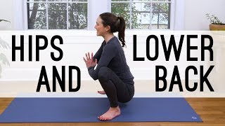 Yoga For Hips & Lower Back Release  |  Yoga With Adriene Video