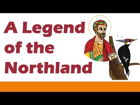 A Legend of The Northland - Class 9 NCERT Poem Beehive