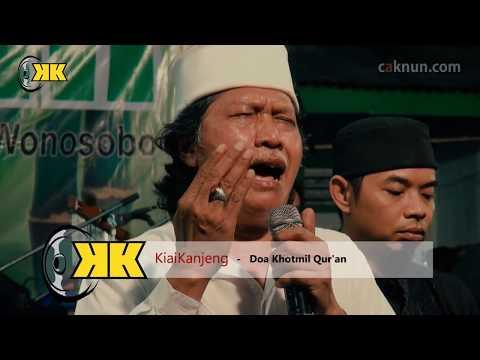 Cak Nun KiaiKanjeng - Doa Khotmil Quran