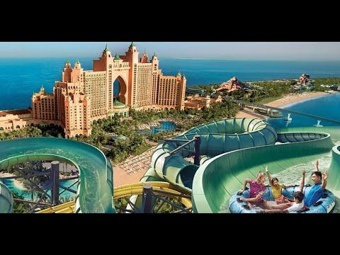 Atlantis Dubai Waterpark / Dubai Atlantis